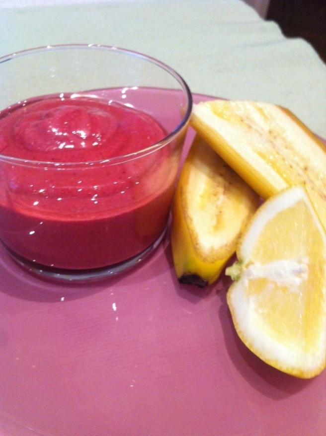 Raw food yoghurt (gluten-, mjölk-, ägg- och nötfri)